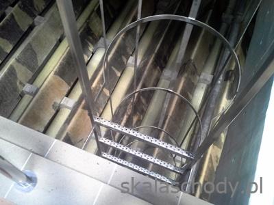 Tylko na zewnątrz Inne elementy ze stali nierdzewnej – Balustrady, schody, tarasy FN23